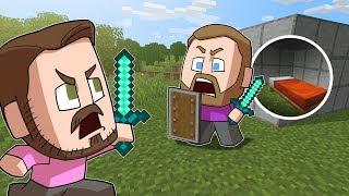 Defend Your Bed Challenge! | Minecraft