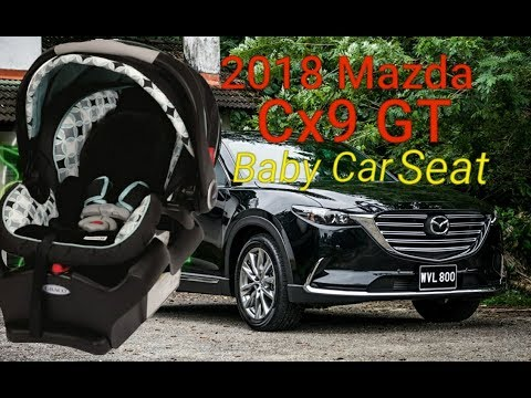 2019 Mazda Cx9 GT - BABY CAR SEAT and IsoFix