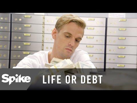 Aaron Carter, Welcome To The Vault - Life Or Debt, Season 1