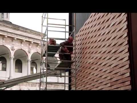 The View: la costruzione dell'opera straordinaria - Case design prefabbricate in legno