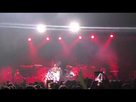 Wiz Khalifa - Taylor Gang Feat. Chevy Woods Live Eugene, OR 4-21-18