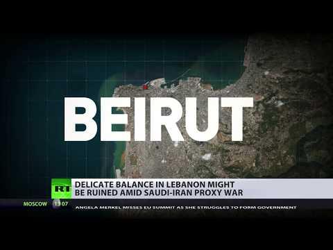 Saudi-Iran proxy war may push Lebanon back into civil strive