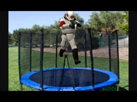 Portable Games #5: BOUNCY TRAMPOLINE |