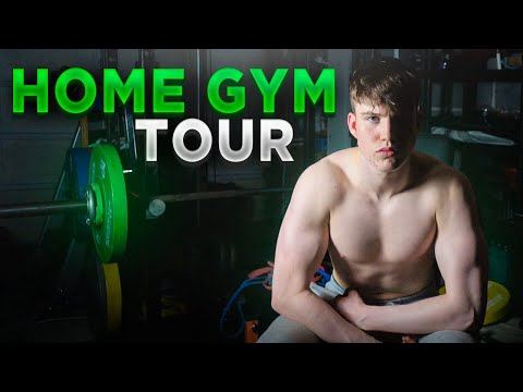 How To Build The Perfect Home Gym | Home Gym Tour