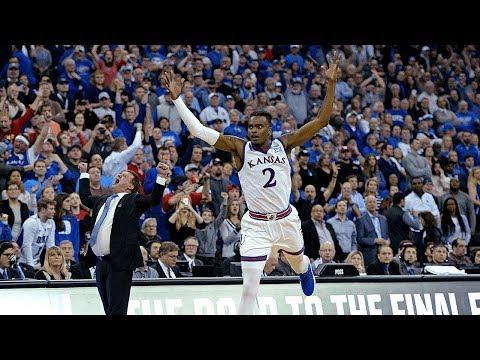 Duke vs. Kansas: Jayhawks win OT thriller to advance to the Final Four