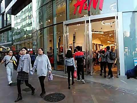 中国 深セン市 老街(ラオジェ)China Shenzhen