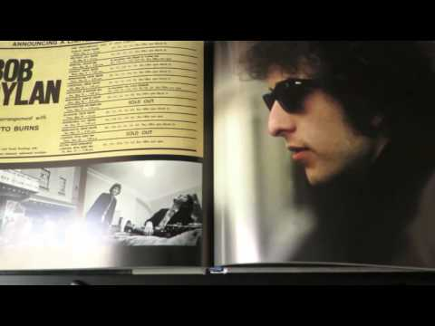 UPDATED unboxing Bob Dylan's The Bootleg Series Vol. 12: The Cutting Edge 1965 - 1966