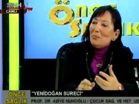 Medicana International İstanbul Prof. Dr. Asiye Nuhoğlu Konu: Yenidoğan Gelişimi (2. Bölüm)