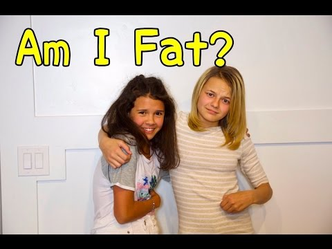 AM I FAT? BODY IMAGE & TEEN ISSUES