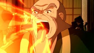 The Dragon of the West - ATLA