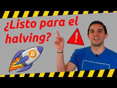 Qué es el halving de BITCOIN y qué va a pasar con el PRECIO de BTC 🚀🌕 (2020) Español