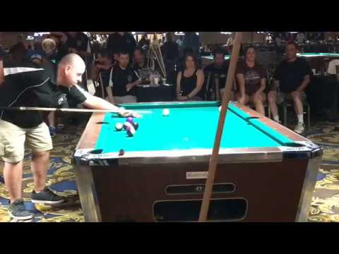 World Pool Championship 8-ball - Westgate, Las Vegas 2017 (Adam & Kyle)