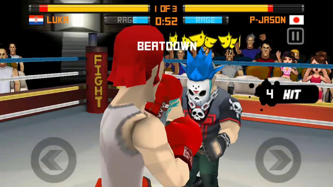 Hasil gambar untuk gambar game Punch Hero