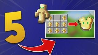 Minecraft PE 1.2 - TRUQUES ÉPICOS COM O TOTEM DA IMORTALIDADE QUE VOCÊ NÃO SABIA! (Pocket Edition)