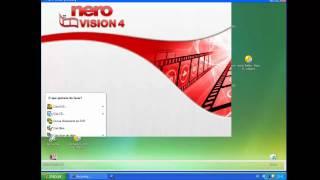 Como criar um menu no DvD No Nero  parte 1