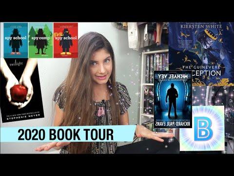 Book Tour 2020