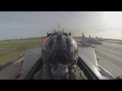 L'Armée de l'Air aux Pays-Bas pour Frisian Flag
