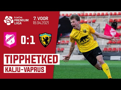 Nomme Kalju Parnu JK Vaprus Goals And Highlights