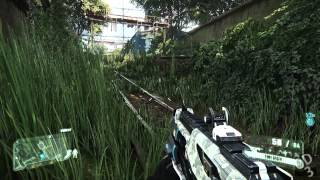 Crysis 3: Campaign PC Gameplay Pt. 2 ( Ultra @ 1080p with an HD 7970 )
