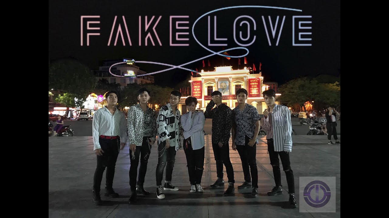 Kpop In Public Challenge Bts Fake Love Dance Cover By Sound Wave From Viet Nam
