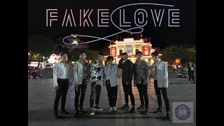 [KPOP IN PUBLIC CHALLENGE] BTS (방탄소년단) 'FAKE LOVE' - Dance Cover by Sound Wave from Viet Nam