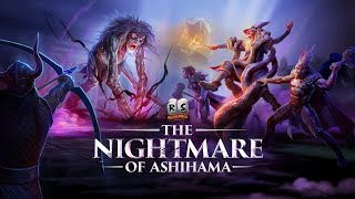 Nightmare of Ashihama Teaser - Old School RuneScape