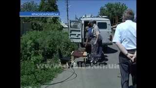Похитители кабеля оставили Красноармейск без связи(, 2014-07-03T17:18:11.000Z)