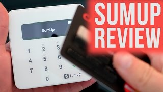 SumUp Air Review - Mobile Card Reader (Contactless)