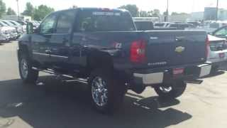 2013 Chevy 2500HD 4'' Lift Video Walk-Around With Chase Tuttle @ Fremont Chevy/GMC/Bucik