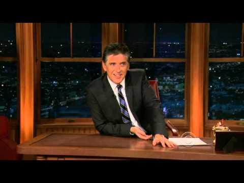 Late Late Show with Craig Ferguson 10/28/2009 Madeleine Albright, Rodrigo y Gabriela