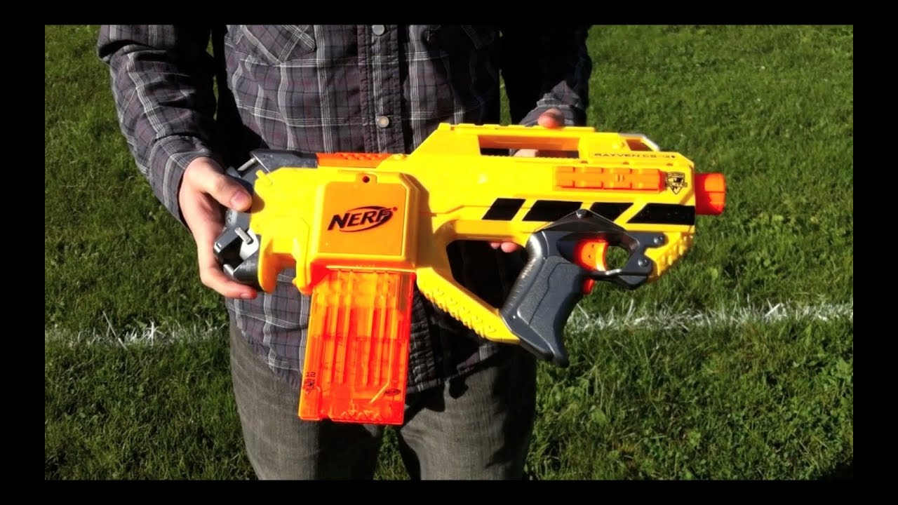 Nerf N-Strike Elite Ra...