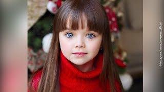 Anastasia (6) ist das neue schönste Mädchen der Welt