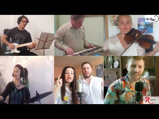 Random Band & Le' Anna - Hora din Moldova (COVER)