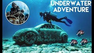 EP: 15 Underwater Museum Scuba Adventure!