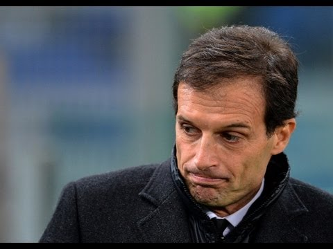 Massimiliano Allegri puzzled | Milan's heavy 4-2 defeat against Roma
