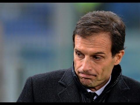 Massimiliano Allegri puzzled | Milan's heavy 4-2 defeat against Roma