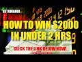 Winning Online Poker Tournament 888 Free Roll Win  - Game Time Sports