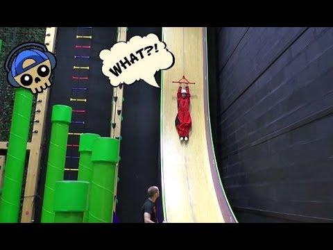 Смотреть Это GorillaPark - детка 10 лет) страх ! скорость ! высота! онлайн