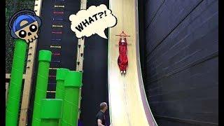 Это GorillaPark - детка 10 лет) страх ! скорость ! высота!