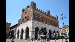 イタリア ミラノからピアチェンツァ観光
