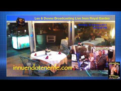 Innuendo Live @ Royal Garden Tenerife