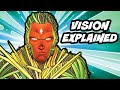 Avengers 2 Age Of Ultron - The Vision Explained