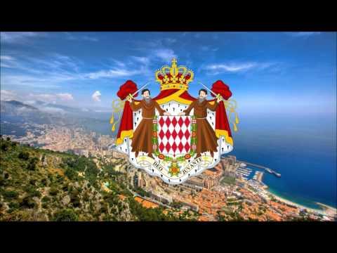 "Principality of Monaco (1861-****) ""Hymne Monégasque"""