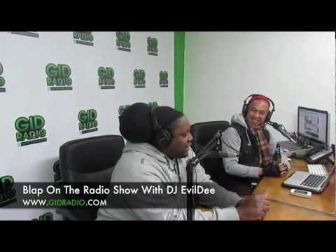 DJ Evil Dee (Black Moon) Interview On The Blap On The Radio Show