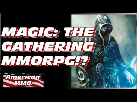 MAGIC: THE GATHERING MMORPG!?