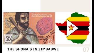 the Shona's Zimbabwe
