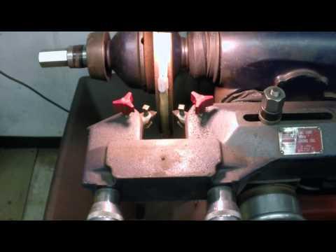 AMMCO Model 4000 and 7000 Brake Lathe Usage
