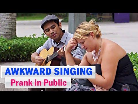 Awkward Street Musician Prank | Prank Asia