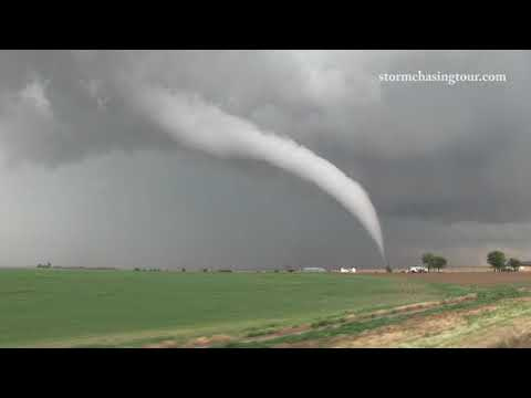 AMAZING STORMS AND TORNADOES!!! - 2018 HIGHLIGHTS - www.stormchasingtour.com