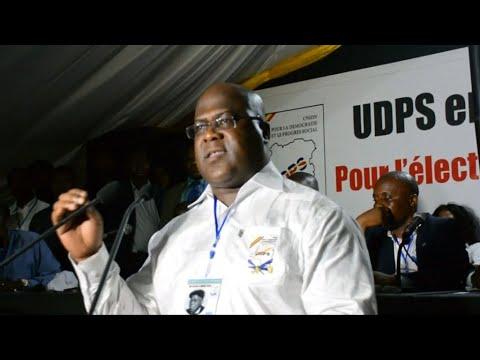 Présidentielle en RD Congo, un sondage donne Félix Tshisekedi en tête